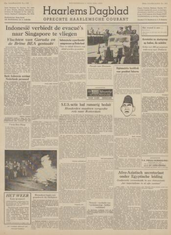 Haarlem's Dagblad 1958