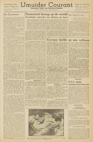 IJmuider Courant 1945-11-27