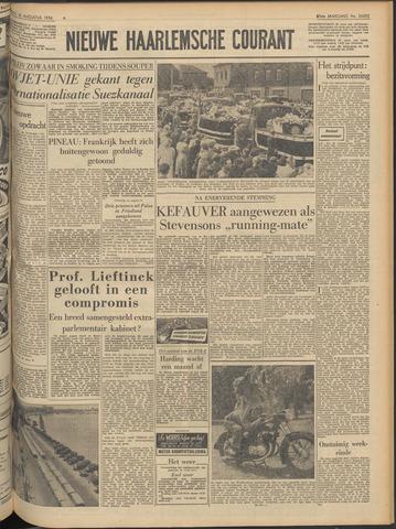 Nieuwe Haarlemsche Courant 1956-08-18