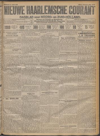 Nieuwe Haarlemsche Courant 1915-06-08