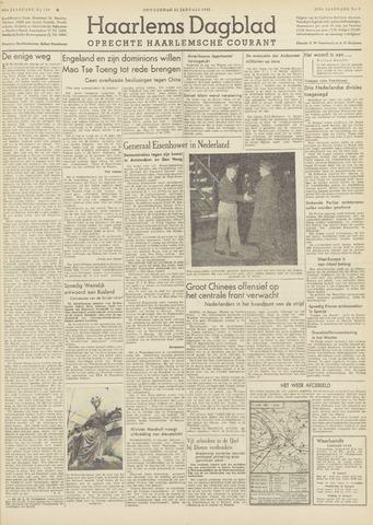 Haarlem's Dagblad 1951-01-11