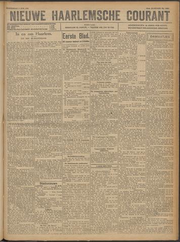 Nieuwe Haarlemsche Courant 1921-06-09