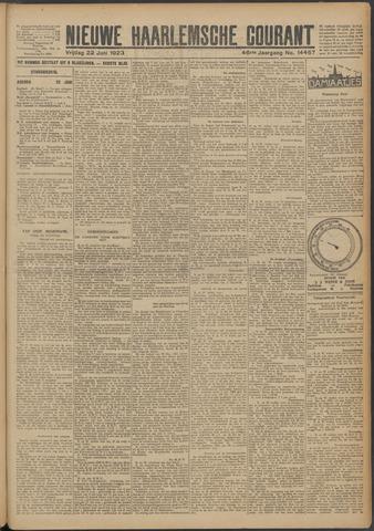 Nieuwe Haarlemsche Courant 1923-06-22