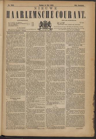 Nieuwe Haarlemsche Courant 1893-05-14