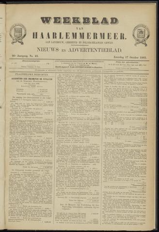 Weekblad van Haarlemmermeer 1885-10-17