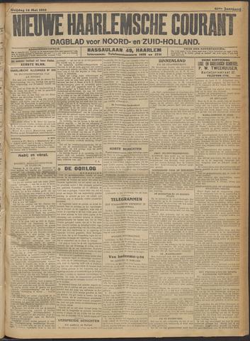 Nieuwe Haarlemsche Courant 1916-05-12