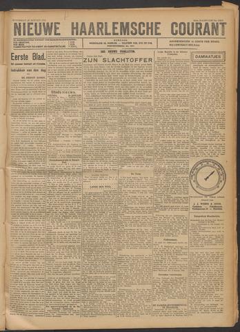 Nieuwe Haarlemsche Courant 1922-01-25