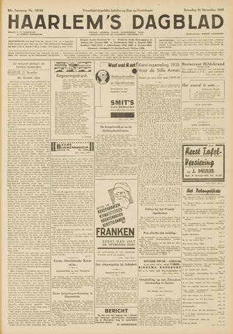 Haarlem's Dagblad 1935-12-21