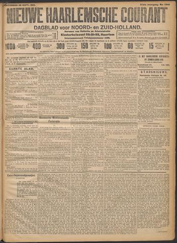 Nieuwe Haarlemsche Courant 1912-09-28