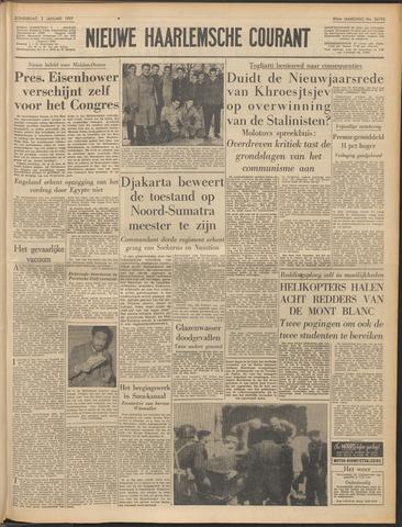 Nieuwe Haarlemsche Courant 1957-01-03