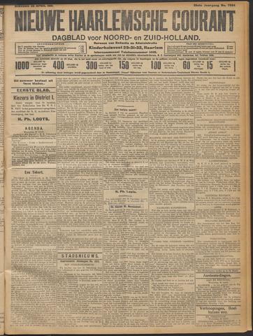 Nieuwe Haarlemsche Courant 1911-04-25