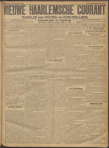 Nieuwe Haarlemsche Courant 1916-10-10