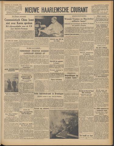 Nieuwe Haarlemsche Courant 1950-11-13