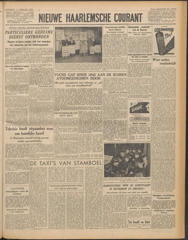 Nieuwe Haarlemsche Courant 1950-02-11