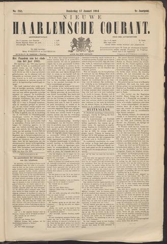 Nieuwe Haarlemsche Courant 1884-01-17