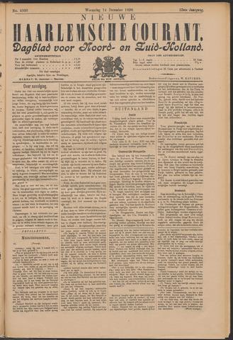 Nieuwe Haarlemsche Courant 1898-12-14