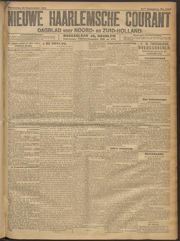 Nieuwe Haarlemsche Courant 1916-09-20