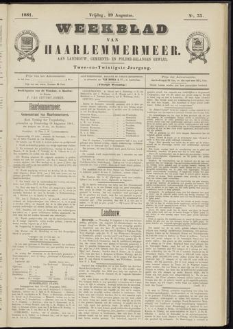 Weekblad van Haarlemmermeer 1881-08-19
