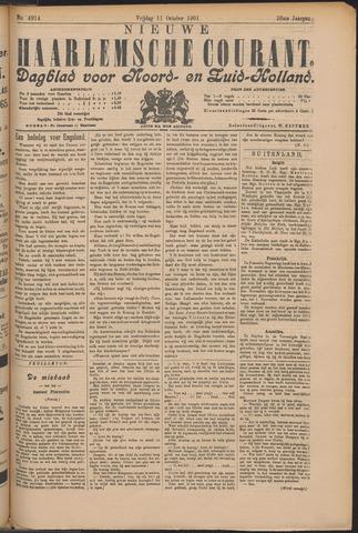 Nieuwe Haarlemsche Courant 1901-10-11