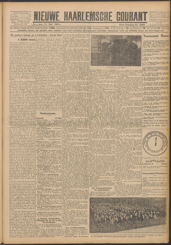 Nieuwe Haarlemsche Courant 1927-05-30