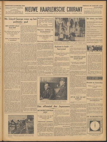 Nieuwe Haarlemsche Courant 1935-01-25