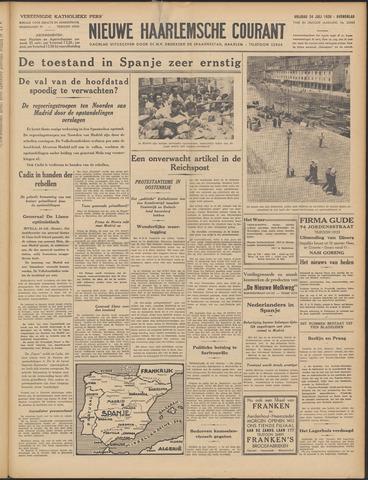 Nieuwe Haarlemsche Courant 1936-07-24