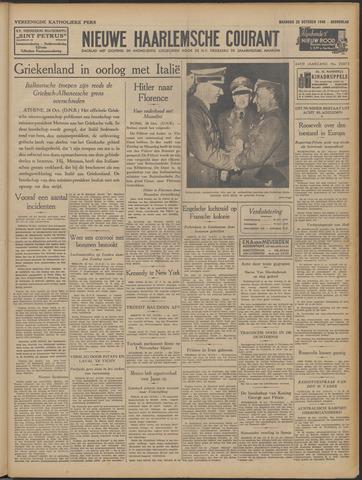 Nieuwe Haarlemsche Courant 1940-10-28
