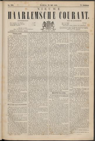 Nieuwe Haarlemsche Courant 1882-07-20