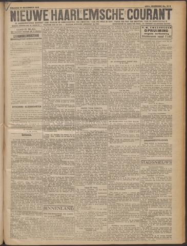 Nieuwe Haarlemsche Courant 1919-12-19