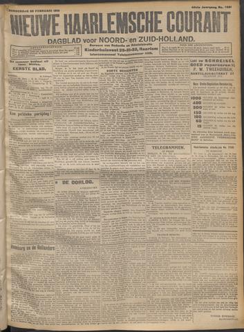 Nieuwe Haarlemsche Courant 1915-02-25