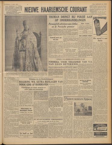 Nieuwe Haarlemsche Courant 1951-06-02