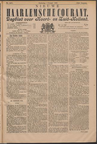 Nieuwe Haarlemsche Courant 1900-02-01