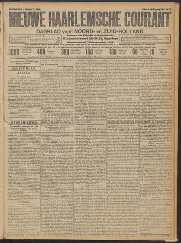 Nieuwe Haarlemsche Courant 1911-03-01