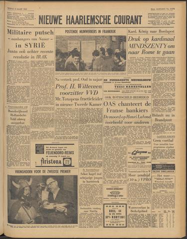 Nieuwe Haarlemsche Courant 1963-03-08
