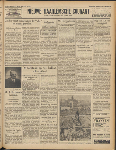 Nieuwe Haarlemsche Courant 1941-03-20