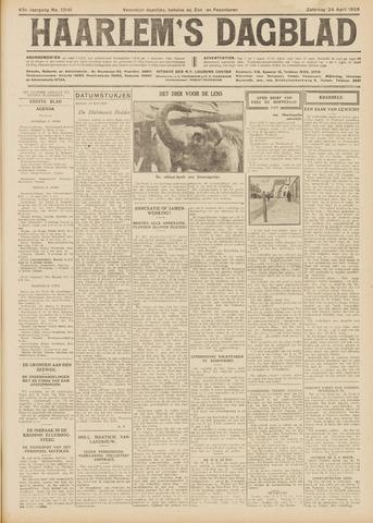 Haarlem's Dagblad 1926-04-24