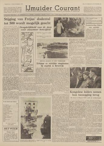 IJmuider Courant 1959-12-04