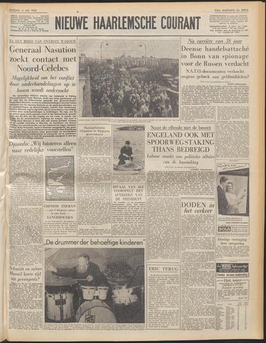 Nieuwe Haarlemsche Courant 1958-05-06