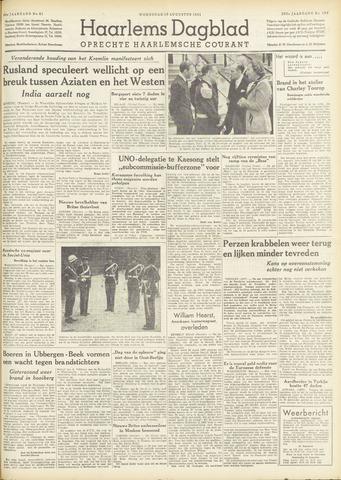 Haarlem's Dagblad 1951-08-15