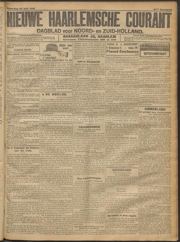 Nieuwe Haarlemsche Courant 1916-07-29