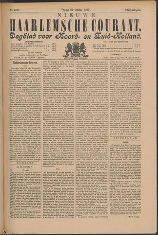 Nieuwe Haarlemsche Courant 1897-10-29
