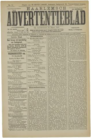 Haarlemsch Advertentieblad 1900-03-24