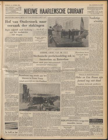 Nieuwe Haarlemsche Courant 1954-10-16