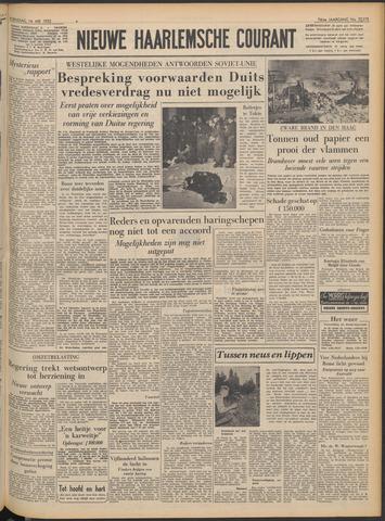 Nieuwe Haarlemsche Courant 1952-05-14