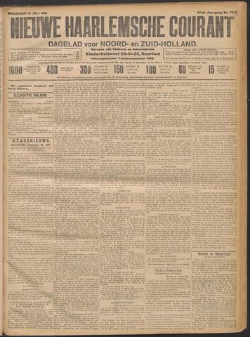 Nieuwe Haarlemsche Courant 1912-07-10
