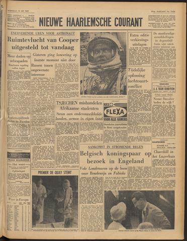 Nieuwe Haarlemsche Courant 1963-05-15