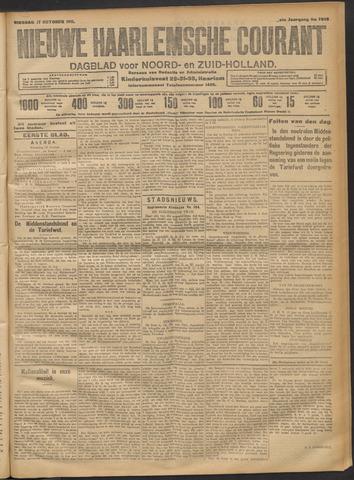 Nieuwe Haarlemsche Courant 1911-10-17