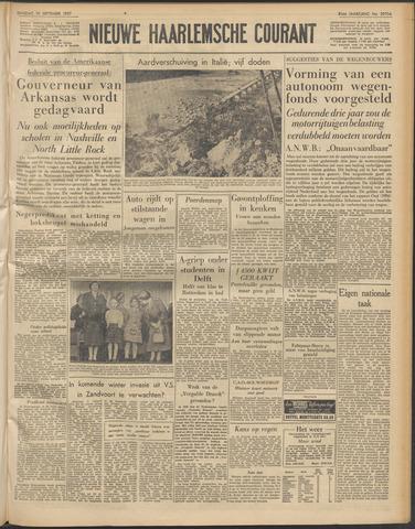 Nieuwe Haarlemsche Courant 1957-09-10