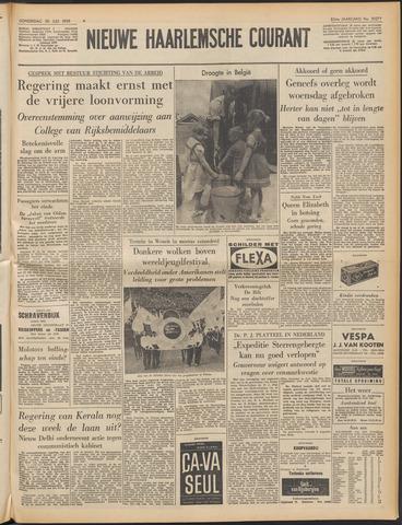 Nieuwe Haarlemsche Courant 1959-07-30