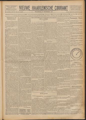 Nieuwe Haarlemsche Courant 1927-12-19